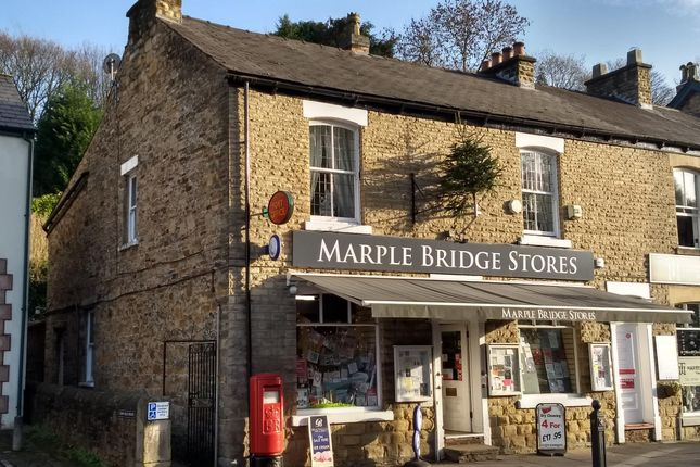Thumbnail Retail premises for sale in 14-16 Town Street, Marple Bridge, Stockport, Greater Manchester