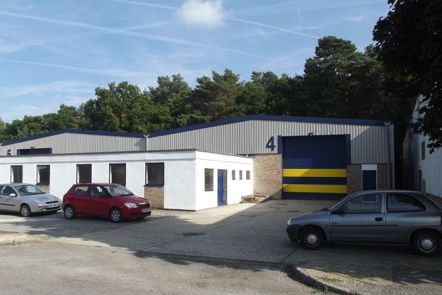 Thumbnail Industrial to let in 4 Bordon Trading Estate, Oakhanger Road, Bordon