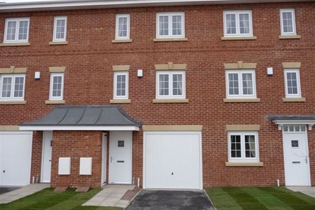 Thumbnail Town house to rent in Abbots Mews, Selby