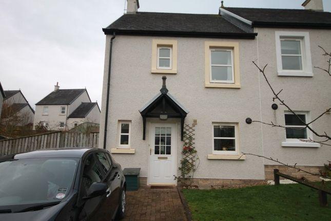 Thumbnail Semi-detached house to rent in Townend Place, Symington, Kilmarnock