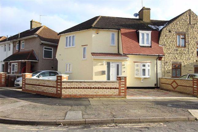 Thumbnail Property for sale in Gainsborough Road, Dagenham, Essex