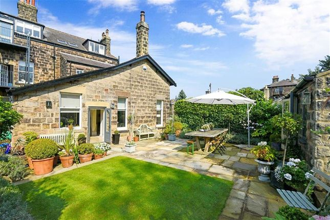 Thumbnail Flat to rent in Lancaster Road, Harrogate, North Yorkshire