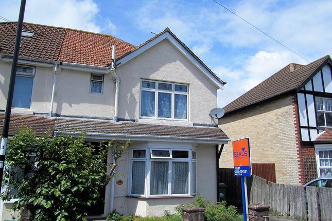 Thumbnail Property to rent in Falkland Road, Southampton