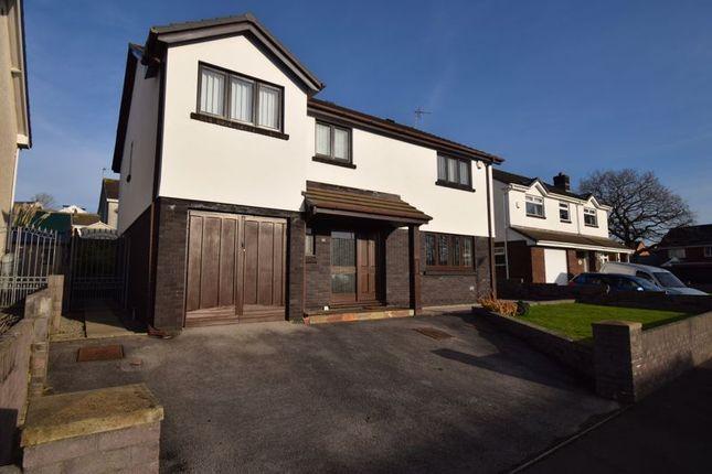 Thumbnail Detached house for sale in 14 Clos-Y-Talcen, Pen-Y-Fai, Bridgend
