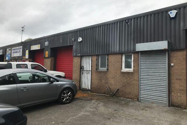 Thumbnail Industrial to let in Unit 7 Sadler Street, Church, Accrington