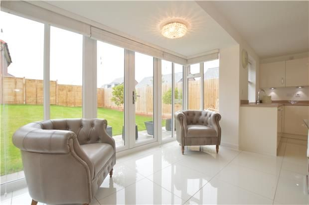 Thumbnail Detached house for sale in Bluebell Close, Yate, Bristol