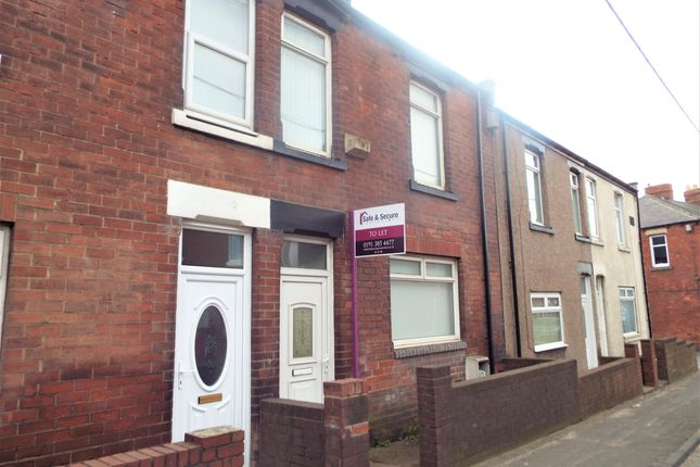 Thumbnail Terraced house for sale in Hedworth Terrace, Shiney Row, Houghton Le Spring