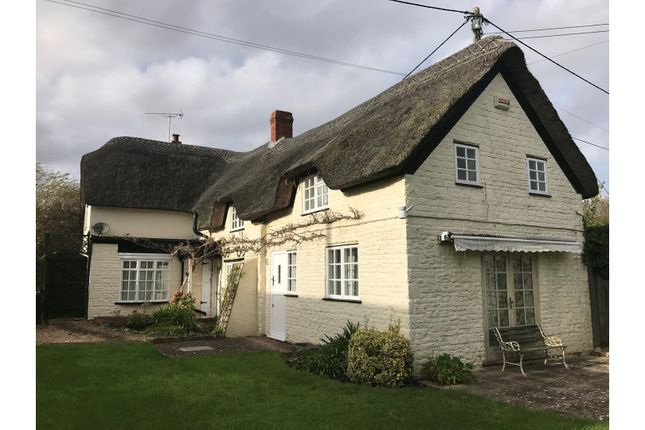 Thumbnail Detached house for sale in Edgebridge, Warminster