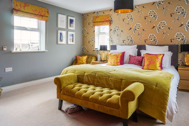 Bedroom One of Flint Lane, Barrow-Upon-Soar, Loughborough LE12