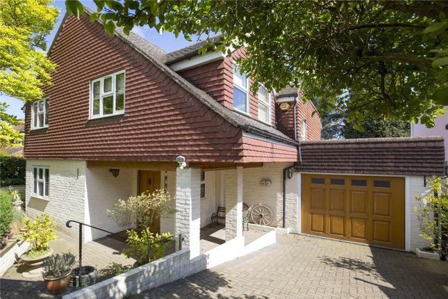 Thumbnail Detached house for sale in Ruxley Crescent, Claygate Esher, Surrey
