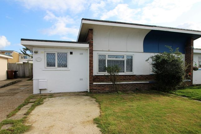 Thumbnail Semi-detached bungalow for sale in The Square, Beachlands