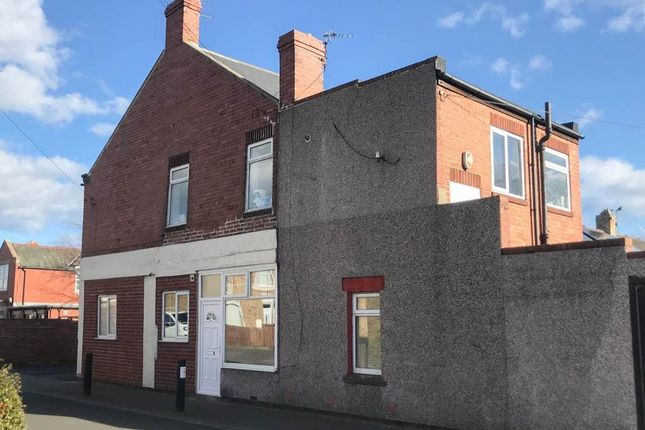 Thumbnail Flat to rent in Juliet Street, Ashington NE63 9Ea