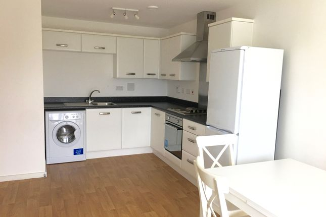 Thumbnail Flat to rent in Elmira Way, Salford