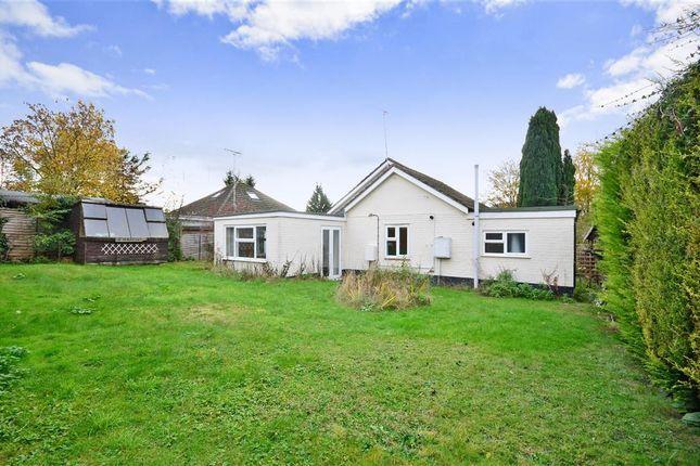 Thumbnail Bungalow for sale in Mount Pleasant, Effingham, Leatherhead, Surrey