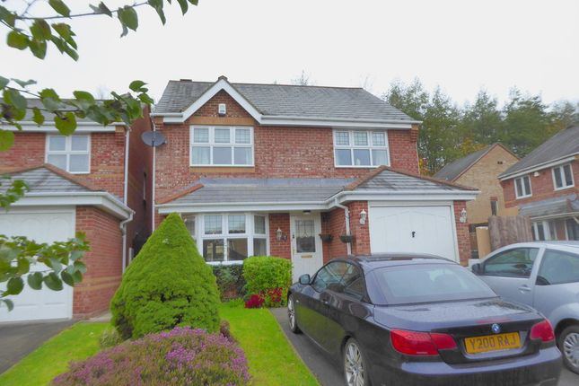 Thumbnail Detached house to rent in Priory Way, Langstone, Newport