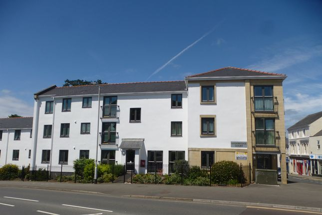 Thumbnail Flat for sale in Ridgeway, Plympton, Plymouth
