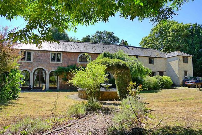Thumbnail Detached house for sale in New Road, Studley, Calne