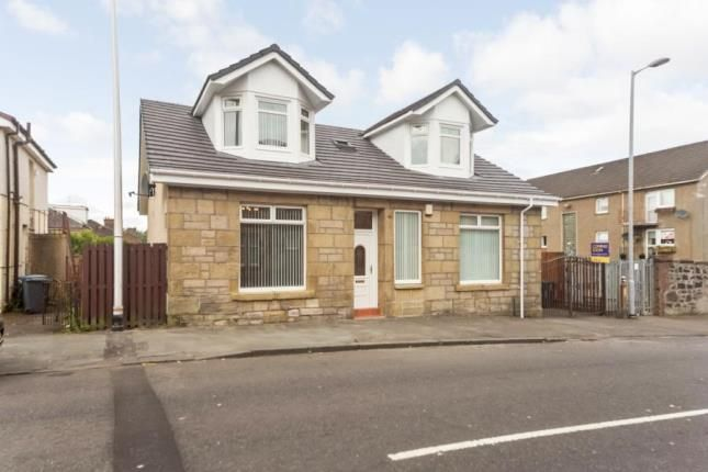 Thumbnail Detached house for sale in Bore Road, Airdrie, North Lanarkshire