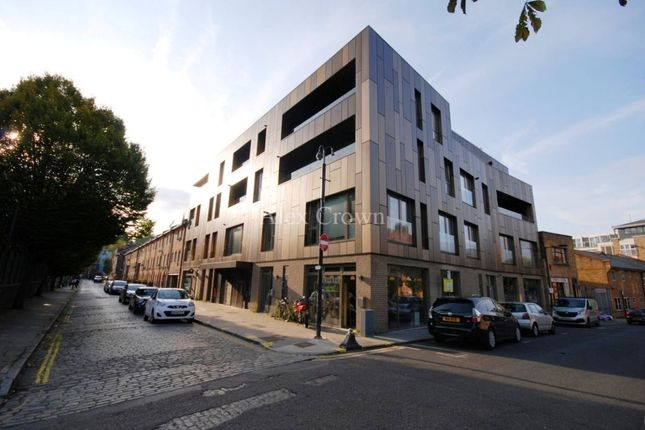 Thumbnail Flat to rent in Heneage Street, London