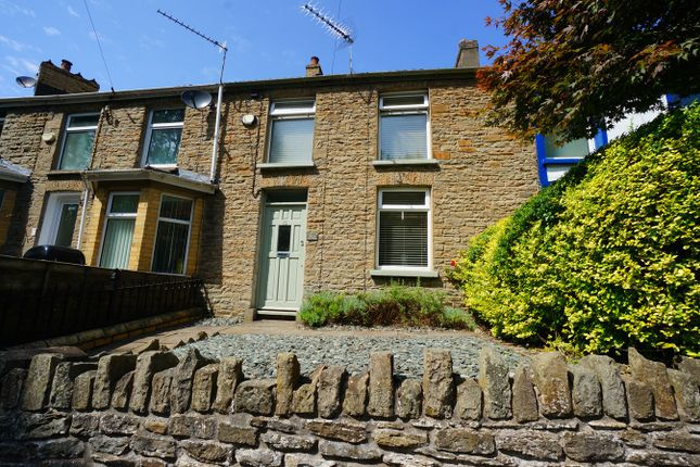 Thumbnail Terraced house for sale in Gwyddon Road, Abercarn, Newport