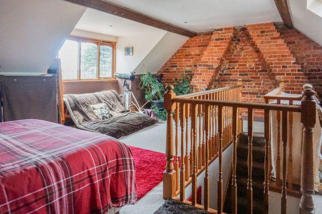 Master Bedroom of Lushington Hill, Wootton Bridge PO33