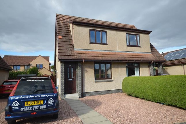 Thumbnail Semi-detached house to rent in Macdonald Smith Drive, Carnoustie