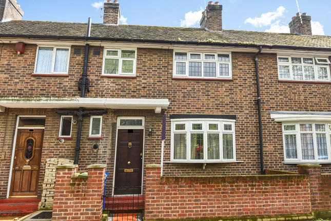 Thumbnail Terraced house for sale in Brunel Road, London