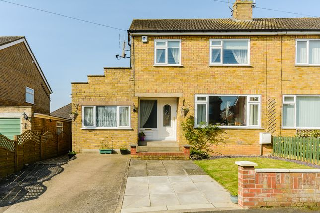 Thumbnail Semi-detached house for sale in Meadow Drive, East Ayton, Scarborough