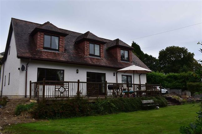 Thumbnail Detached bungalow for sale in Hendrefoilan Road, Sketty, Swansea