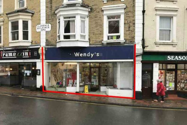 Retail premises for sale in High Street, Ventnor