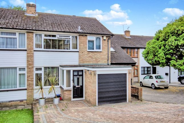 Thumbnail Semi-detached house for sale in Westbury Road, Brentwood, Essex