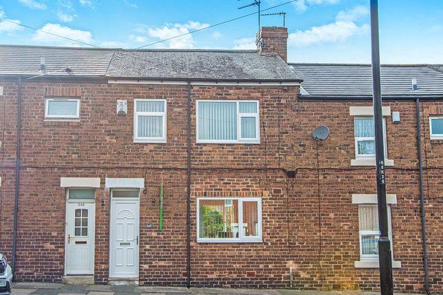 Thumbnail Terraced house for sale in Kenton Road, Kenton, Newcastle Upon Tyne