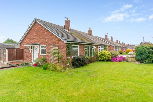 3 bed semi-detached bungalow for sale in Harcourt Crescent, Shrewsbury