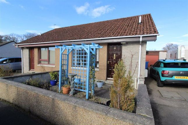 Thumbnail Semi-detached bungalow for sale in 20, Lochlann Road, Inverness
