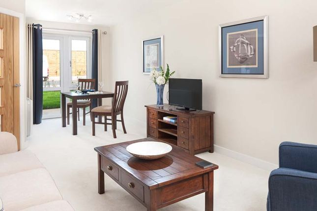 Thumbnail Flat for sale in Heugh Road, North Berwick