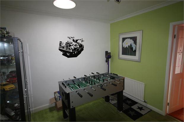 Bedroom Two of Milton Street, Balderton, Newark, Nottinghamshire. NG24