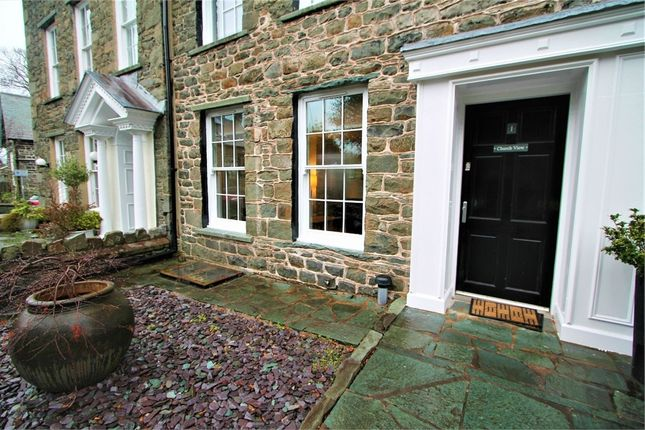 Thumbnail Maisonette for sale in Derwentwater Place, Keswick, Cumbria