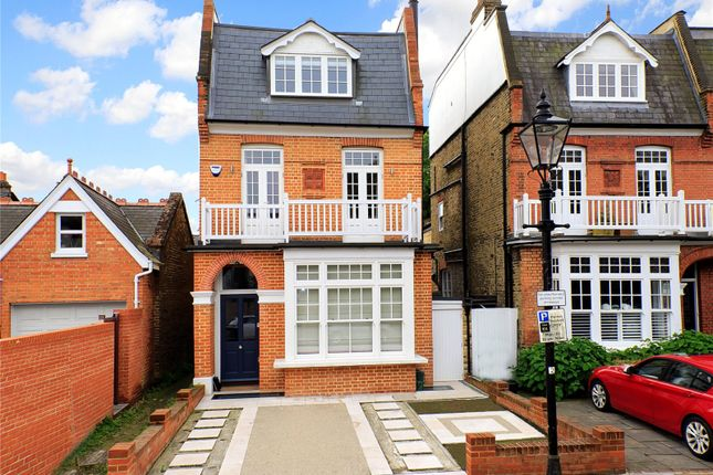 Thumbnail Detached house to rent in Lawn Crescent, Richmond
