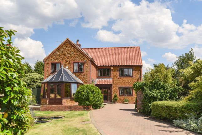 Thumbnail Detached house for sale in Hall Lane, South Wootton, King's Lynn