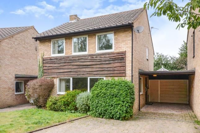 Thumbnail Detached house for sale in Walnut Close, Hitchin, Herts, England