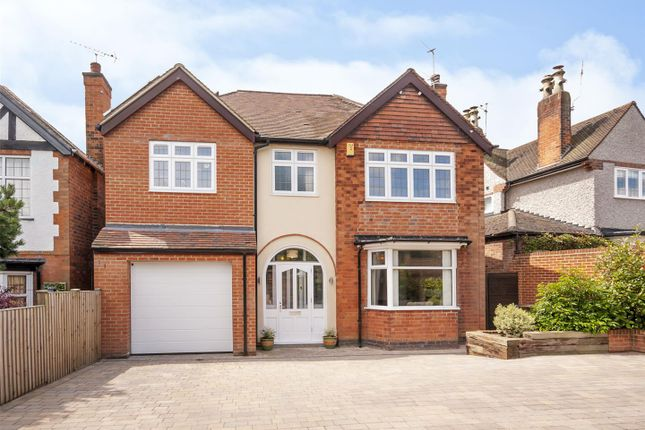 Thumbnail Detached house for sale in Rushy Lane, Risley, Derby