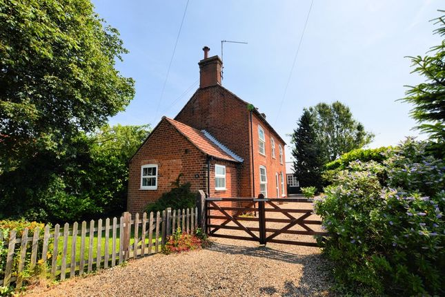 Thumbnail Detached house to rent in The Street, Hindringham, Fakenham