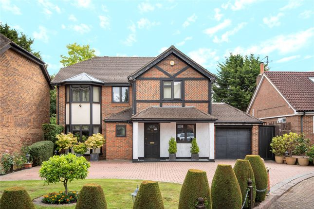 Thumbnail Detached house for sale in Dukes Ride, Ickenham, Middlesex