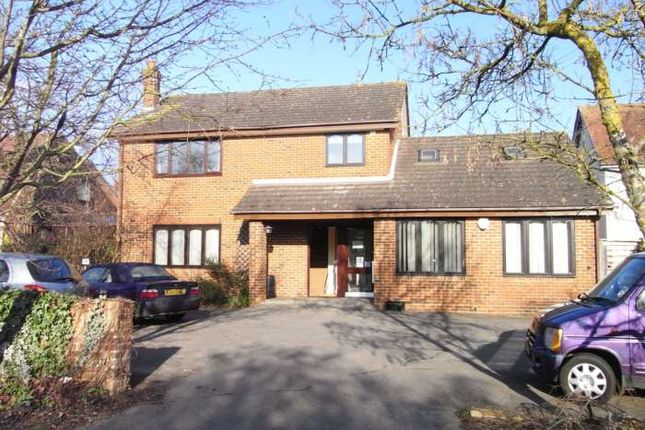 Thumbnail Flat to rent in Brookside Close, Earley, Reading