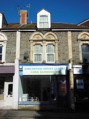 Thumbnail Retail premises for sale in 47 High Street, Kingswood, Bristol