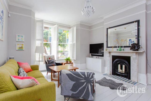 Thumbnail Property to rent in Fairfield Road, Crouch End