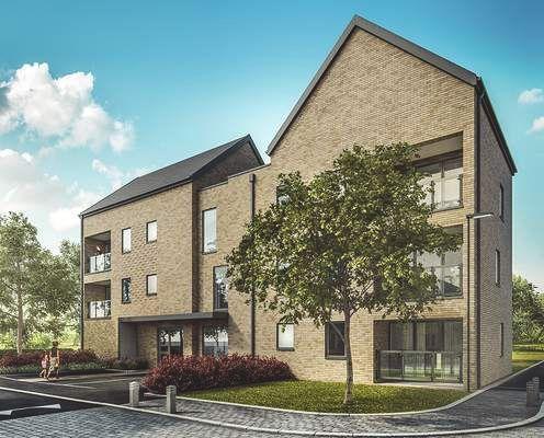 Thumbnail Flat for sale in Novo Cambridge, Addenbrookes Road, Trumpington, Cambridge