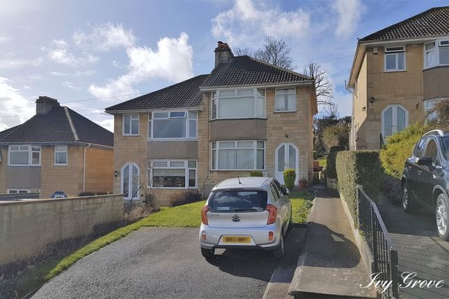 Thumbnail Semi-detached house for sale in Ivy Grove, Bath