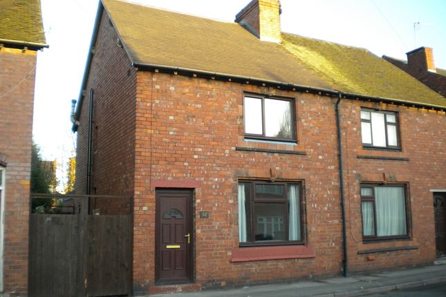 Thumbnail Semi-detached house to rent in May St, Walsall, West Midlands