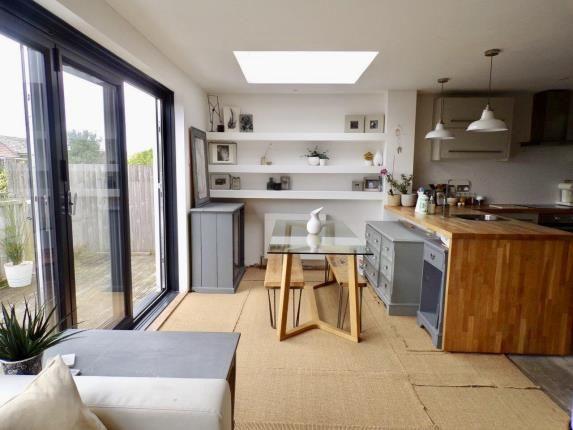 Dining Area of Rodmell Avenue, Saltdean, Brighton, East Sussex BN2